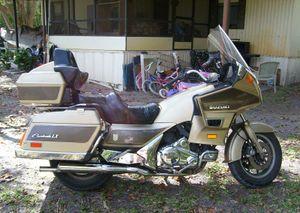 Suzuki GV1400 - CycleChaos