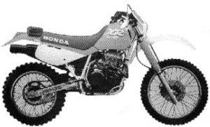 1988 xr600r