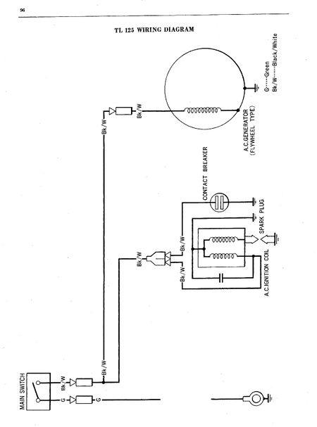 1974 honda tl 125 wiring diagram trusted wiring diagram u2022 rh soulmatestyle co 2001 Honda CR 125 1980 Honda CR 125