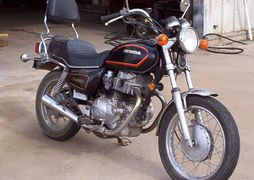 Honda CM400E: history, specs, pictures - CycleChaos on