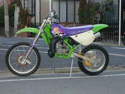Kawasaki Kx80 Specs