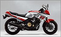 1985 Yamaha FZ750 profile