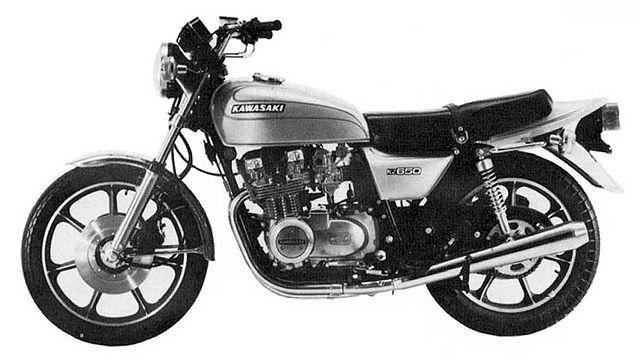1977 kawasaki kz650 wiring diagram  1977  get free image