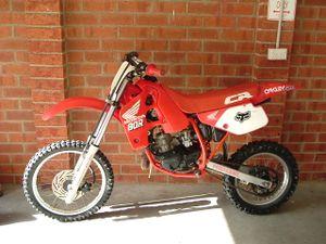 Honda Cr80r Cyclechaos