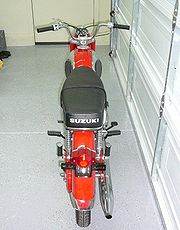 suzuki b100p - cyclechaos
