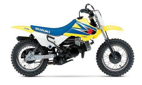 Suzuki JR50: history, specs, pictures - CycleChaos