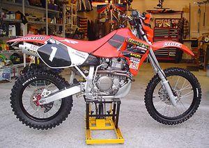 2007 honda xr650r specs