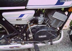 Yamaha RD400 - CycleChaos