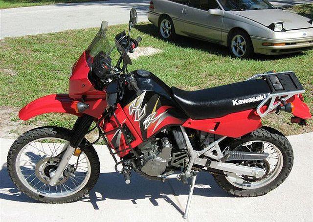 2004 Kawasaki KLR 650 C