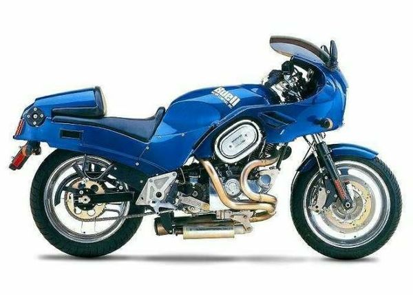 1988 - 1990 Buell RS 1200/5 Westwind