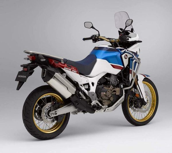2018 Honda CRF 1000L AFRICA TWIN ADVENTURE SPORTS