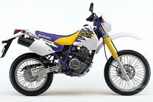 Suzuki Dr350 Review History Specs Cyclechaos