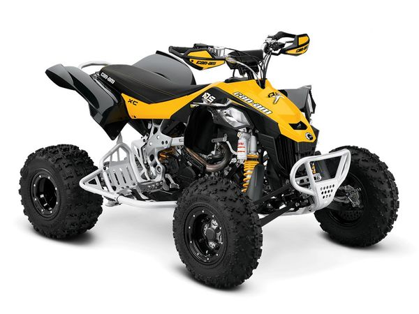 Can Am Ds 450 >> Can Am Ds450 History Specs Pictures Cyclechaos