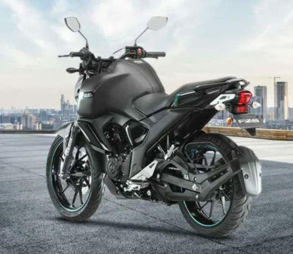 Yamaha FZS 2020 FI Disc Version 3.0 Bike Photos - Overdrive