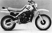 1986 suzuki 80