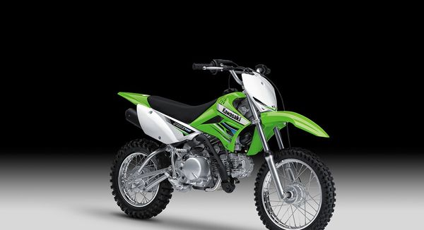 Awe Inspiring Kawasaki Klx110 Review History Specs Cyclechaos Beatyapartments Chair Design Images Beatyapartmentscom