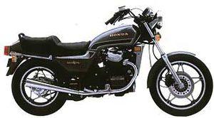 1984 honda silverwing gl650