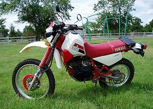 2000 yamaha xt350 review