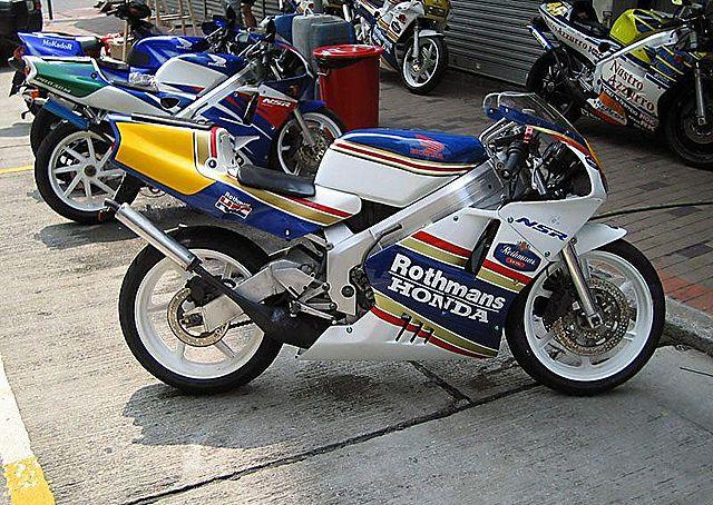 Index Of Images Thumb D D0 1992 Honda Nsr250 1 Jpg