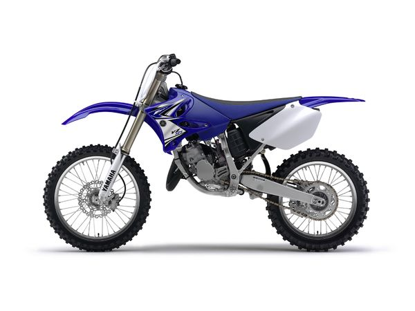 Yamaha YZ125: review, history, specs - CycleChaos