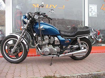 Honda CB750C - CycleChaos