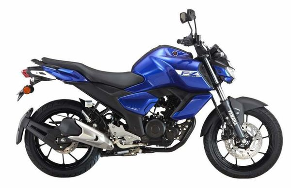 Yamaha FZ-S FI V 2.0 - CycleChaos