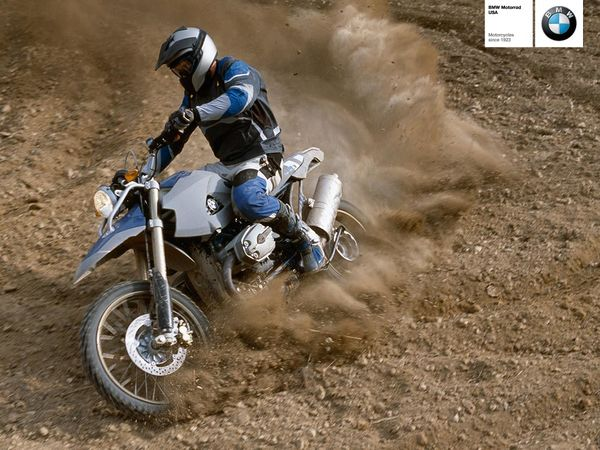 2008 BMW HP2 Enduro