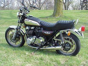 Kawasaki KZ1000G - CycleChaos