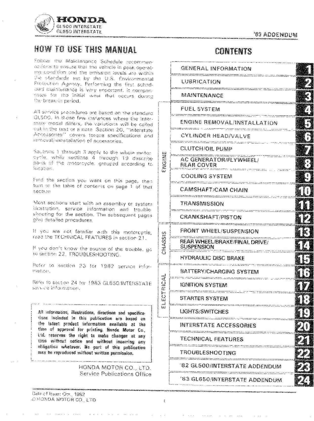 File:Honda GL500 GL650 Service Manual.pdf - CycleChaos