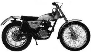 honda tl125 cyclechaos rh cyclechaos com Honda TL 125 Side Covers Rare Honda Motorcycles