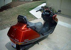 Honda Cn250 Helix 250 Review History Specs Cyclechaos