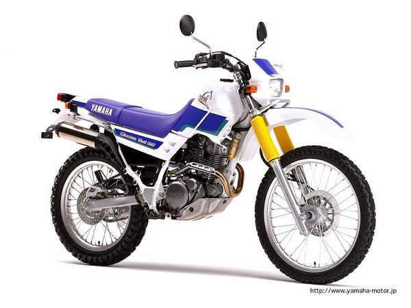 Yamaha XT225: review, history, specs - CycleChaos on