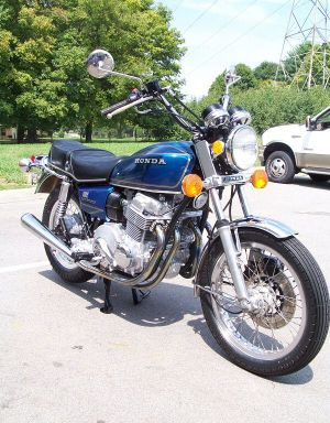 Honda CB750A - CycleChaos