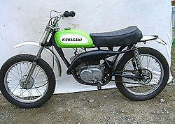 kawasaki g31m - cyclechaos