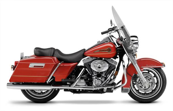 2003 Harley Davidson Firefighter Road King Special Edition
