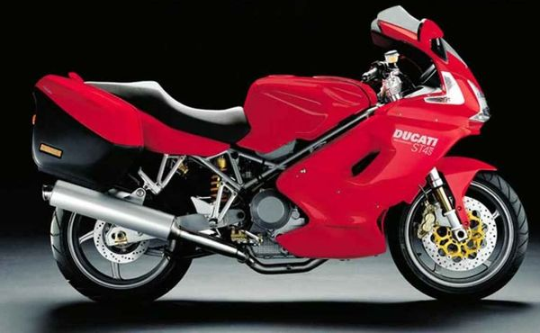2006 Ducati ST4S ABS