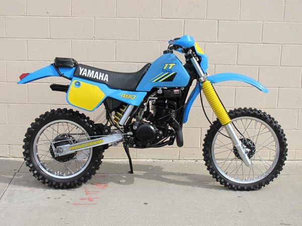 1984 Yamaha IT 490