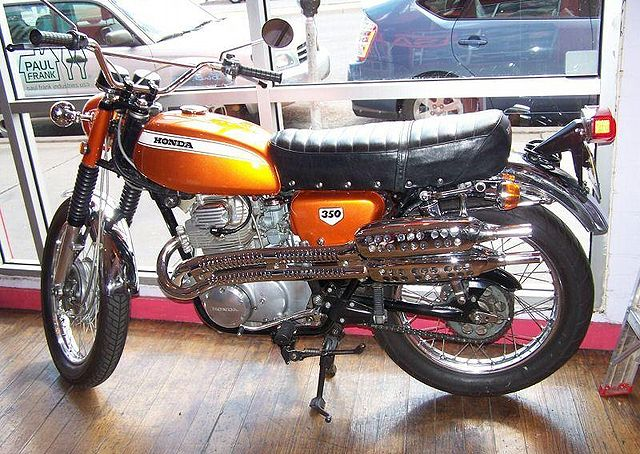 Honda Cb350 For Sale Index of /images/thumb/e/e1/1970-Honda-CL350-Orange-0.jpg