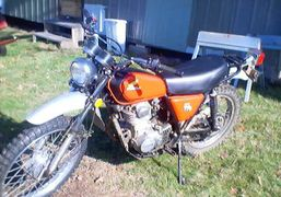 Honda XL175: history, specs, pictures - CycleChaos on 1975 honda sl 175, 1982 honda xl 175, 1975 honda 175 enduro, chain xl 175, 1980s xl 175, 1975 honda xl 75, 1978 honda xl 175, 1972 honda xl 175, restore xl 175, 1975 honda xl 80, 1975 honda xl 70, 1975 honda cl 175, 80s honda xl 175,