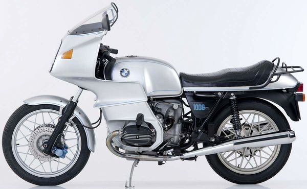 1976 BMW R 100 RS