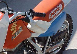 Honda XR100 - CycleChaos