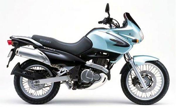 Suzuki XF650 Freewind: review, history, specs - CycleChaos