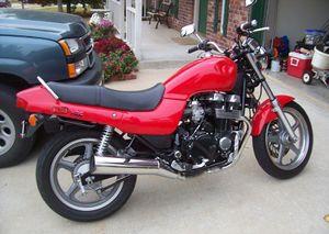 1999 honda nighthawk 750