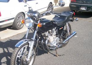 Suzuki GS550E - CycleChaos