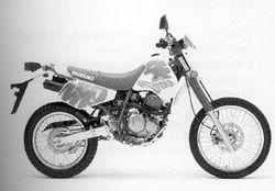 Surprising Suzuki Dr350 Review History Specs Cyclechaos Camellatalisay Diy Chair Ideas Camellatalisaycom