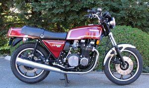 Kawasaki KZ1000A: history, specs, pictures - CycleChaos
