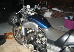 Yamaha VMX1200 V-Max: history, specs, pictures - CycleChaos