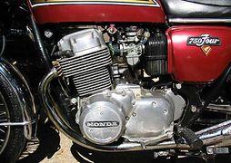 Honda CB750K: review, history, specs - CycleChaos on
