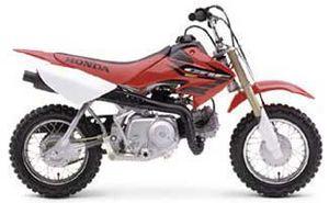 Honda Crf50 Cyclechaos