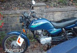 Honda CG125: review, history, specs - CycleChaos